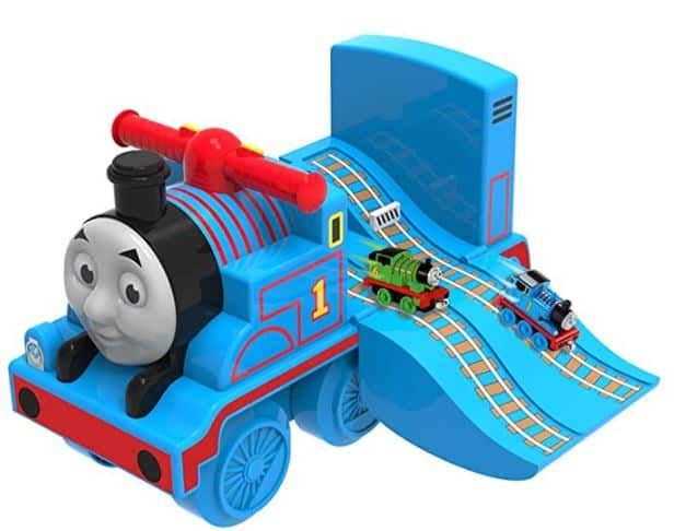 Thomas & Friends Fast Tracks Ride-on Toy
