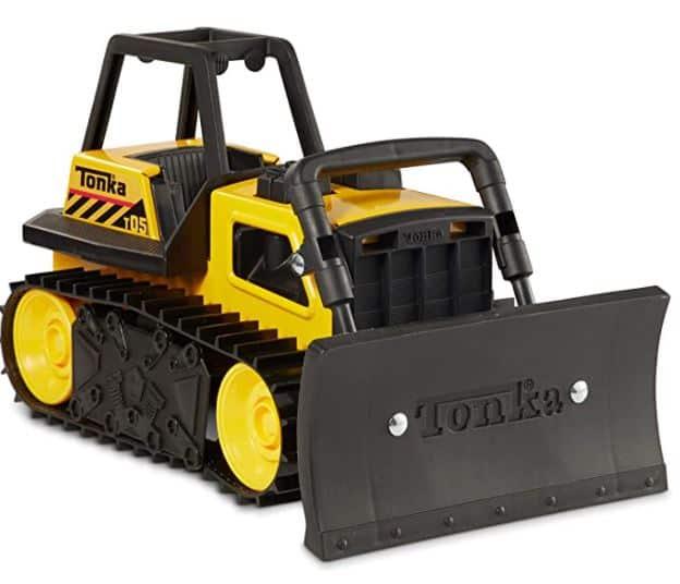 tonka steel bulldozer toy
