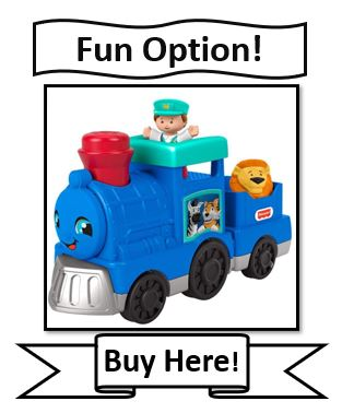 Fisher Price Little People Animal Train Reviewed