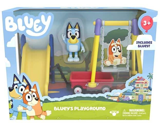 Bluey Park Playset Toy