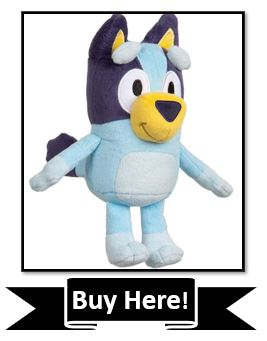 Bluey Plush Stuffed Animal - best bluey stuffed animals