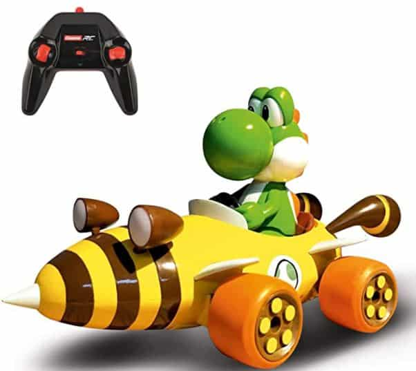 Carrera 181065 RC Official Licensed Mario Kart Bumble V Yoshi