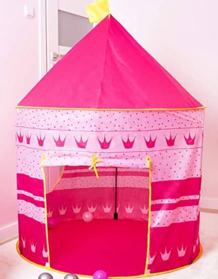 Creatov Kids Tent Toy Princess Playhouse