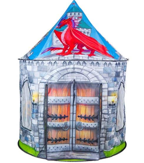 Castle and Dragon Indoor Play Tent