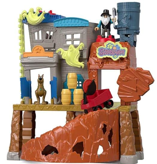 Fisher-Price Imaginext Scooby Doo Haunted Ghost Town