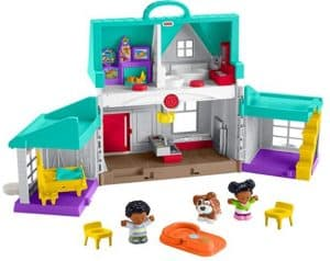 Fisher Price Little People Big helpers Home toy