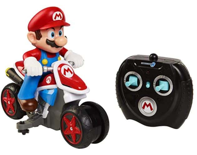 Nintendo Super Mario Kart 8 Mario Anti-Gravity RC Motorcycle