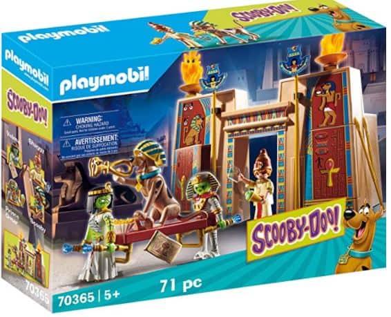 Playmobil Scooby-DOO! Adventure in Egypt Playset