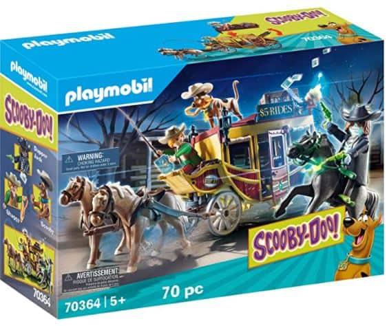 Playmobil Scooby-DOO! Adventure in The Wild West Playset