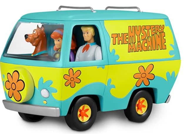 Revell Snaptite Build and Play Scooby Doo Mystery Van Model Kit