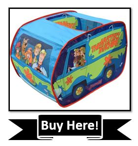 Scooby Doo Indoor Play Tent for Kids