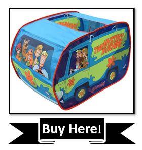 Scooby Doo Indoor Play Tent for Kids