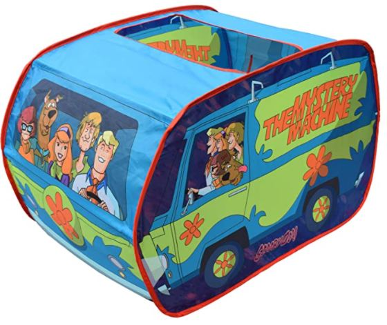 Sunny Days Entertainment Scooby Doo The Mystery Machine Pop Up Tent