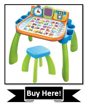 VTech Touch and Learn Activity Desk review