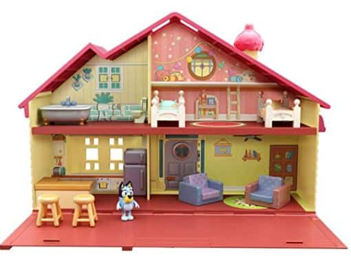 Bluey Family Home Playhouse Set
