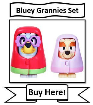 Bluey Grannies Set Reviewed