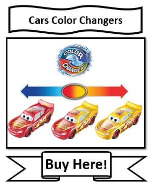 Disney's Cars Color Changers