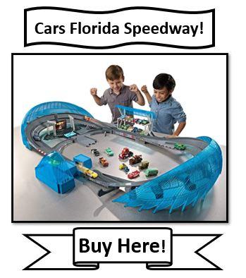 Florida Speedway Track - Disney Cars