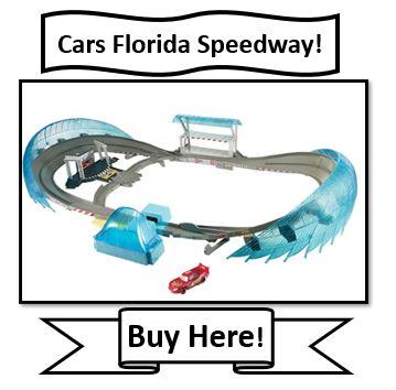 Disney Cars Florida Speedway