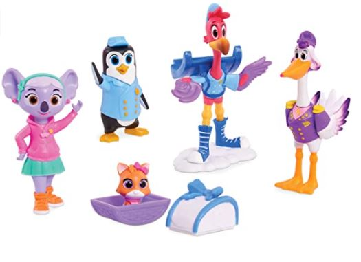 Disney Jr. T.O.T.S. Figure Set