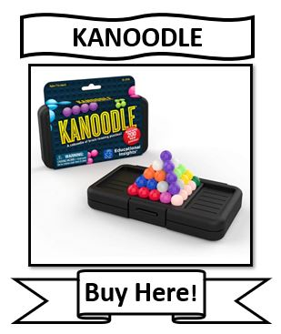 Kanoodle Board Game Review