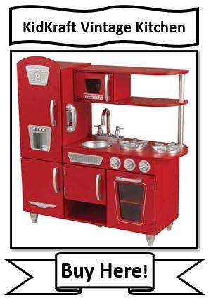 KidKraft Vintage Kitchen Set