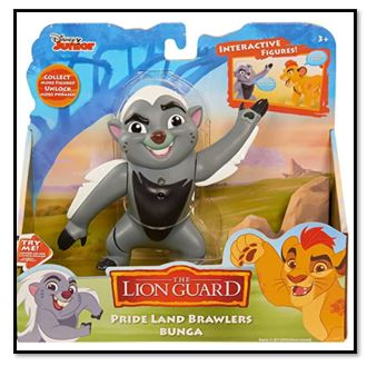 Lion Guard Pride Land Brawlers Bunga - 2021 best lion guard toys