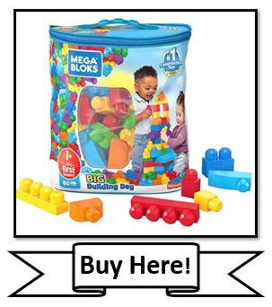 Mega Bloks Bag - Best Mega Bloks Toys