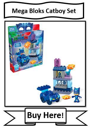 Mega Bloks Catboy Set