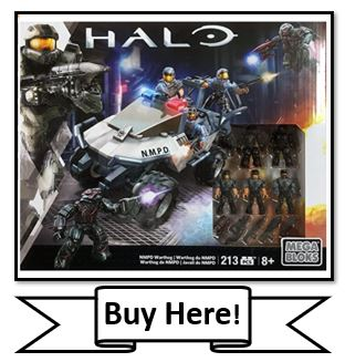Mega Bloks Halo Sets