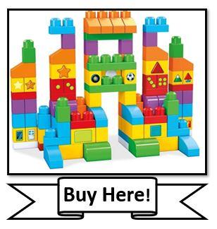 Mega Bloks Lets Get Learning