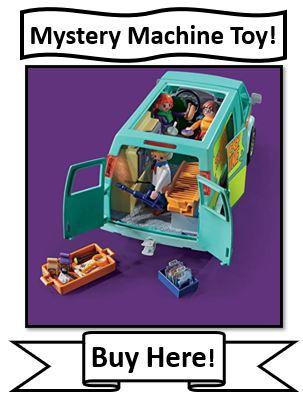 Playmobil Scooby Doo Mystery Machine Toy - best mystery machine toys