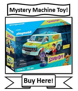 Playmobil Scooby-Doo Mystery Machine Toy Review