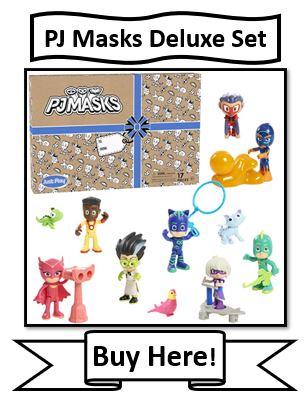 PJ Masks Deluxe Figure Set (style 2)