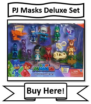 PJ Masks Deluxe Figure Set Buy Now - Style 4