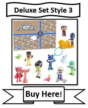 PJ Masks Deluxe Figure Style 3