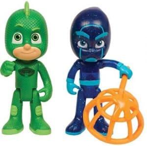 PJ Masks Light Up Gekko and Night Ninja