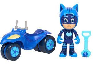 PJ Masks Moon Adventures Rover Vehicle - Catboy