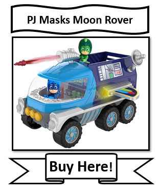 PJ Masks Moon Rover Review - the best PJ Masks Moon Adventures Toys
