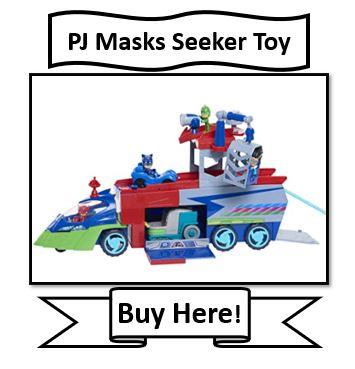 PJ Masks PJ Seeker Vehicle Review