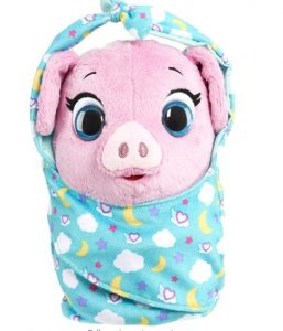T.O.T.S. Pearl the Piglet Cuddle and Wrap Stuff Animal