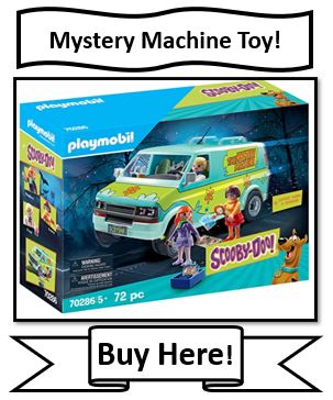 Playmobil Mystery Machine Playset