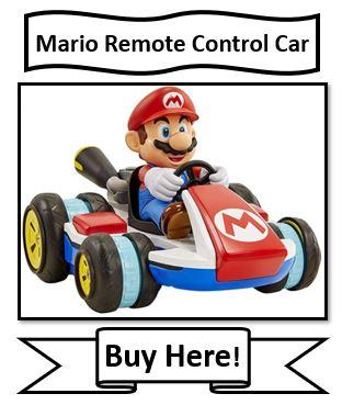 Super Mario Brothers Remote Control Car