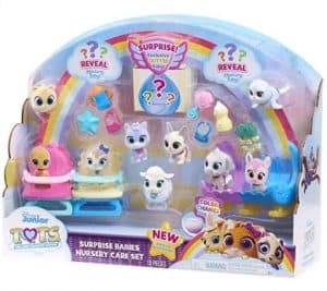 T.O.T.S. Baby Figures