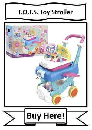T.O.T.S. Toy Stroller