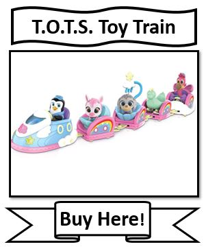 T.O.T.S Toy Train - best Tots toy list