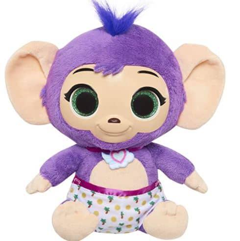T.O.T.S. Stuffed Animals - Mitsu the Monkey