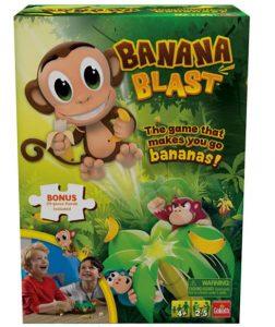 Banana Blast Board Game