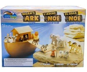 BibleToys Noah's Ark Playset