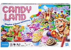 Candy Land Board Game - Best Board Games for Young Children